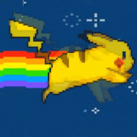 Watch ☆senpai Jayden☆♪ S Vine Quot Lol Pikachu Is Pooping Rainbows Dontask Anime Animeaddict