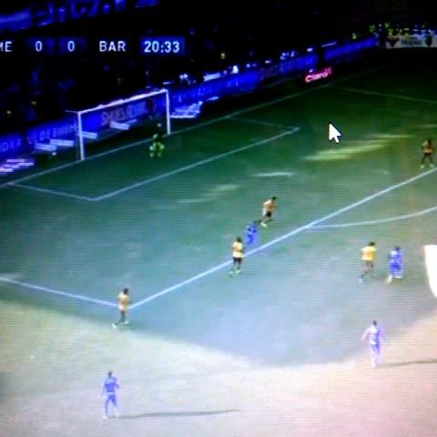 Gol de Ángel Mena, que da la alegría a los azules - Vine by Balompiecuador - Gol de Ángel Mena, que da la alegría a los azules