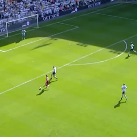 Vine by Liverpool FC - Fernando Torres making it look easy at White Hart Lane!