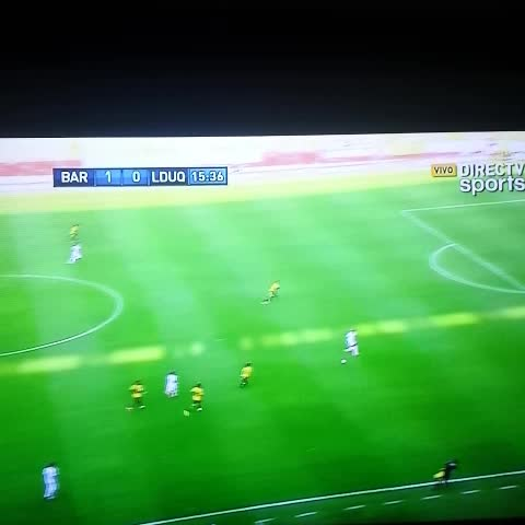 Julio Cesar Rendon Palominos post on Vine - Banguera evitó el empate. #BarcelonaSC 1-0 #LDUQuito - Julio Cesar Rendon Palominos post on Vine