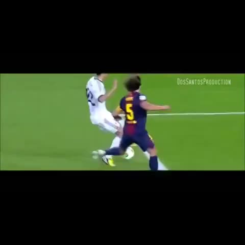 Carlos Alejandros post on Vine - #AngelDiMaria #Puyol #realmadrid #barcelona #futbol #soccer #skill - Carlos Alejandros post on Vine