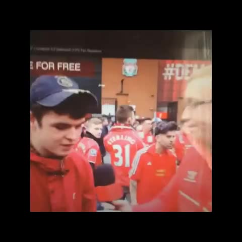 Footballviness post on Vine - #Banter #LFC #Richardkeys - Footballviness post on Vine