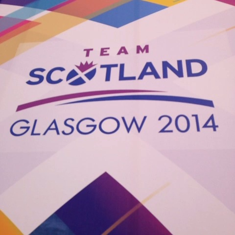 #TeamScotland Netball captain Lesley MacDonald congratulates the team! #GoScotland - Team Scotlands post on Vine