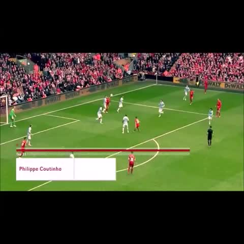 Vine by Liverpool FC Vines - Coutinho vs City, what an important goal that was!