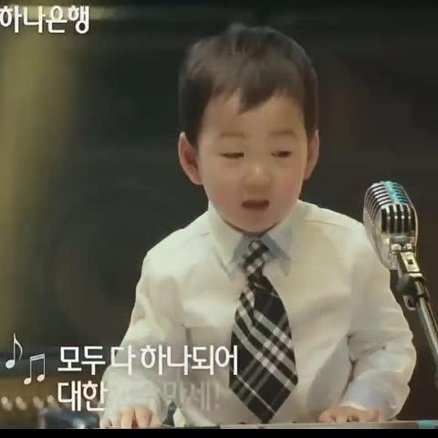 Vine by Cha - daehan, minguk and manses hana bank cf with a band concept! ????