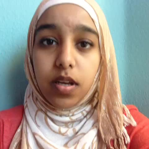 dous post on Vine - douha answers dumb questions people ask hijabis - dous post on Vine