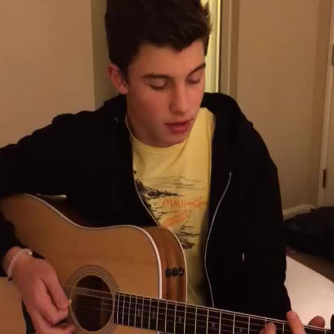 Shawn Mendess post on Vine - Such a good song ! MisterWives Reflections !! - Shawn Mendess post on Vine