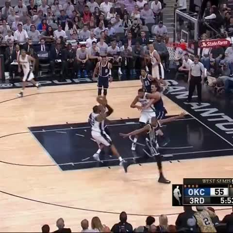 Vine by NBA on TNT - Cant miss...