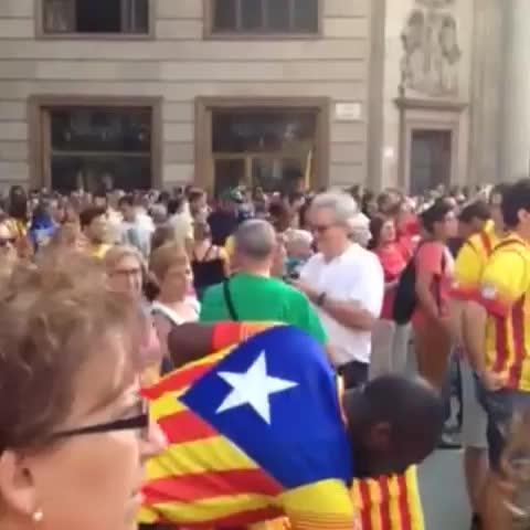 Yeyo de Botes post on Vine - Visca Catalunya lliure - Yeyo de Botes post on Vine