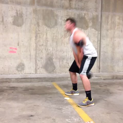 Vine by Tyler Joseph - Just working out with Michael, my tour manager.