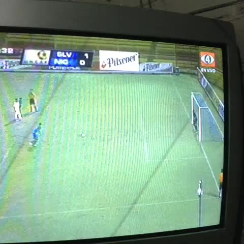 Anunciese aquis post on Vine - Gol de la Sub-20.  Gol de El Salvador. - Anunciese aquis post on Vine
