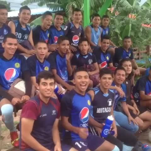 Motaguas post on Vine - HOY a las 11am Birichiche estos jóvenes juegan la gran final ante Olimpia #Apoyemos - Motaguas post on Vine