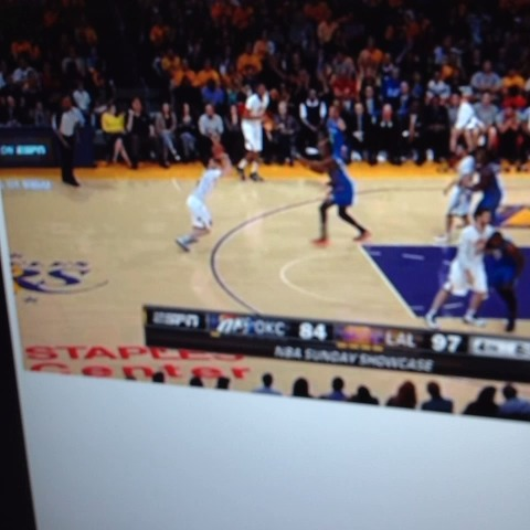Xaviers post on Vine - Ryan Kelly crosses KD - Xaviers post on Vine