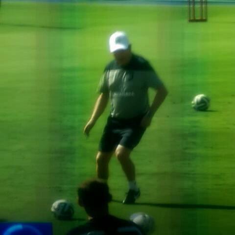 Vine by Tony K - #Hodgson #Hodge #England #Brazil2014 this man is leading England