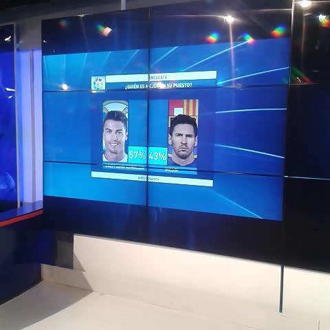DIRECTVSportss post on Vine - CR7 y James derrotaron a Messi y Neymar #FutbolTotalDIRECTV - DIRECTVSportss post on Vine