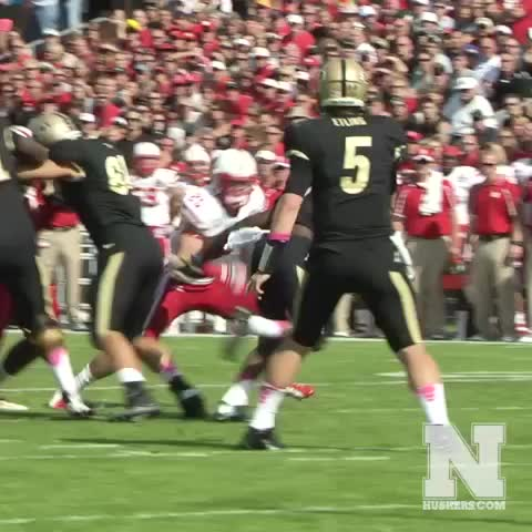 36 days until the #Huskers season opener! - Nebraska Huskerss post on Vine
