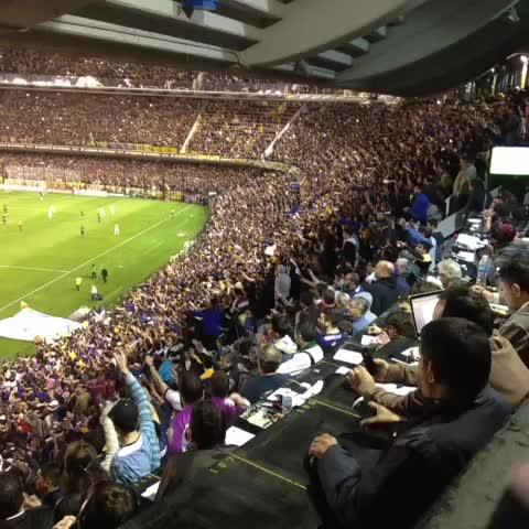 Boca Juniorss post on Vine - Esta noche es de #Boca - Boca Juniorss post on Vine
