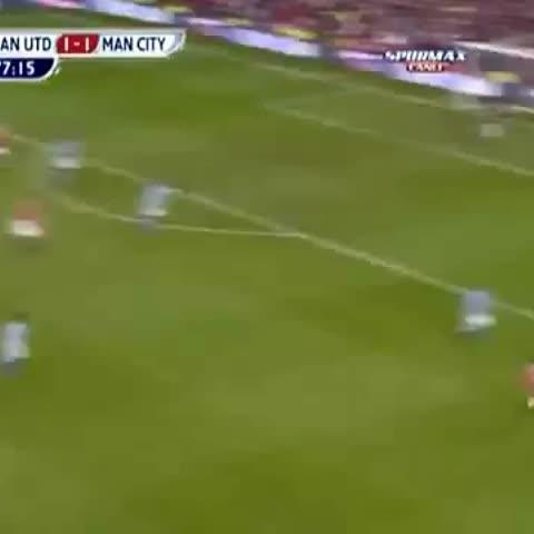 Vine by TheRedDevilinho - Rooney vs Man City