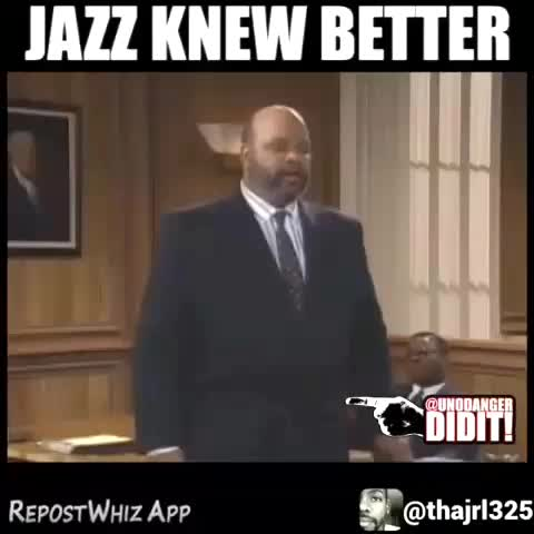 Damn bruh Thats the Realest shit Jazz ever said ???????????? - ☎️1-800-NO-HABLO-BS™s post on Vine