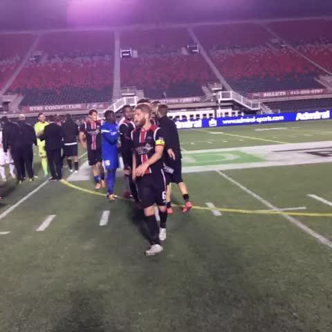 Ottawa Fury FCs post on Vine - Three Points! 2-0 FuryFC! - Ottawa Fury FCs post on Vine