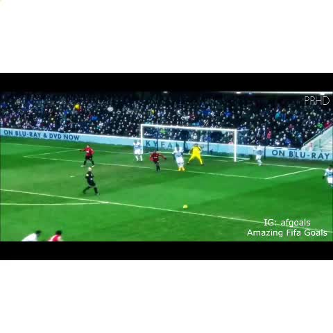 Vine by Amazing Fifa Goals - Rafaels screamer vs QPR 👌🔥