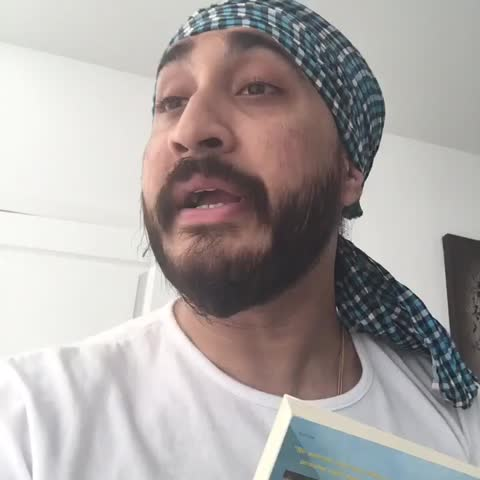 """Vine by Jus Reign - when a white waiter tells me how """"spicy"""" their dish is..."""