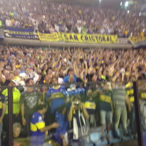 Boca Juniorss post on Vine - Explota la Bombonera - Boca Juniorss post on Vine