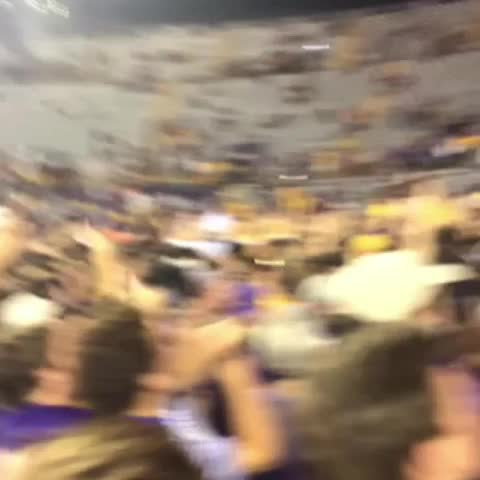 """OldRows post on Vine - """"We want Bama"""" #CollegeGameDay - OldRows post on Vine"""