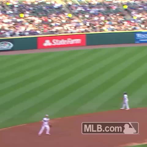 Vine by Chicago White Sox - We got a (Melk)man there!