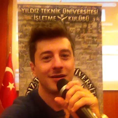 Hakan Hepcan – İlk söyleşim, YTÜ işletme kulübüne teşekkür ederim :d harikasınız! izle