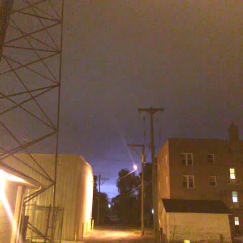 Vine by Aaron White - Storms moving into the Fargo metro #WDAYwx