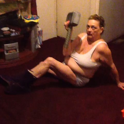 #wreckingball #granny #funny #ellendegeneresshow #mileycyrus #comedy #popular #SusanBAnthony #hilarious - Brittany Lyn Turners post on Vine