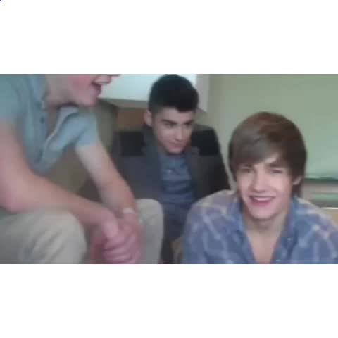 Vine by fetus 1d - LOOK AT LIAMS FACE