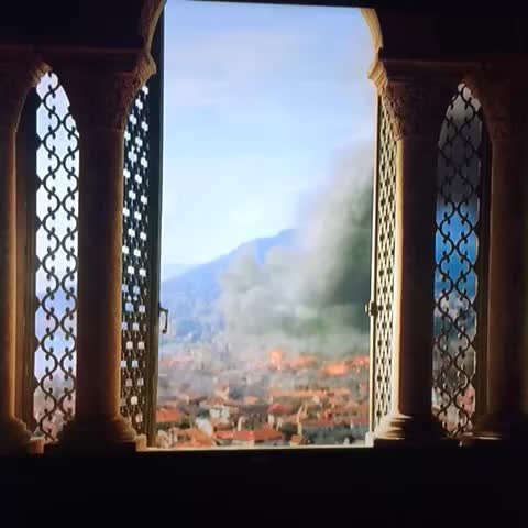 Vine by Wade Belliston - When theres no more new episodes of #gameofthrones until 2017