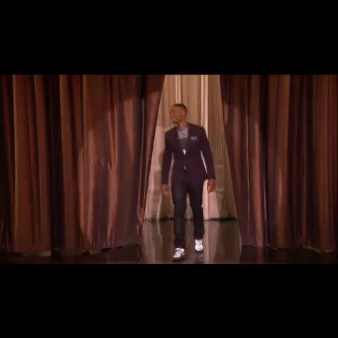 Damian Lillards Entrance On Conan OBrien - cjzeros post on Vine