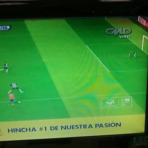 Vine by Moises Pajuelo - El gol de Chavez. AL 1-3 UCV #FinalxDT