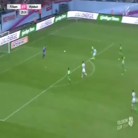 Ajansspors post on Vine - #Lewandowskiden inanılmaz bir gol! #BayernMunih #Mönchengladbach  #Amazing #Goal - Ajansspors post on Vine