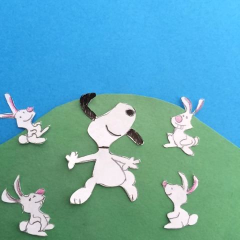 PEANUTSs post on Vine - Its The Easter Beagle! - a vine by Khoa - PEANUTSs post on Vine
