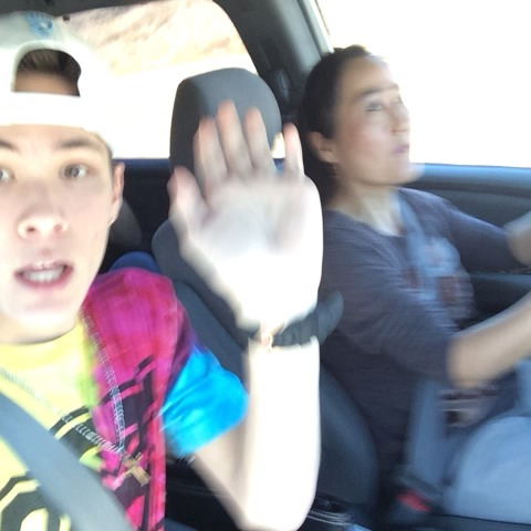Carter Reynoldss post on Vine - Nae Nae w/ my mom - Carter Reynoldss post on Vine