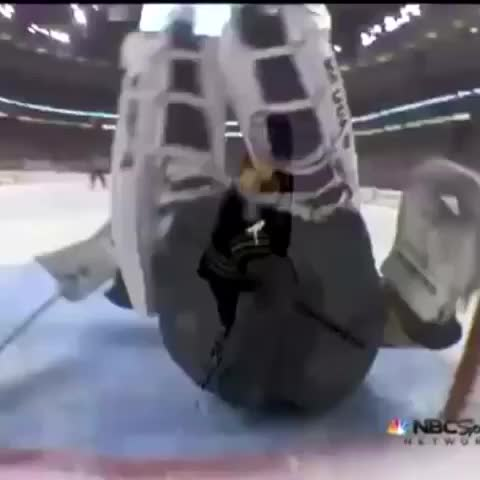 Vine by Hockey Vines - How to Sum up the Bruins after a 9-2 loss.