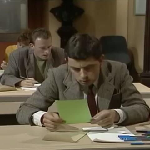 Arsanes post on Vine - me opening the exam paper - Arsanes post on Vine
