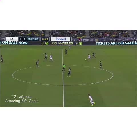 Vine by Amazing Fifa Goals - Beautiful touch and finish #lagalaxy