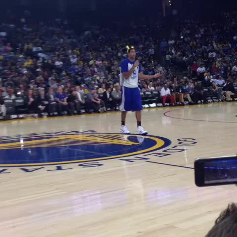 warriorss post on Vine - James Michael McAdoo rapping the Fresh Prince theme song dressed as Pikachu... - warriorss post on Vine