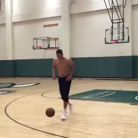Vine by LegionNBA - Ben Simmons out here playing soccer and basketball.