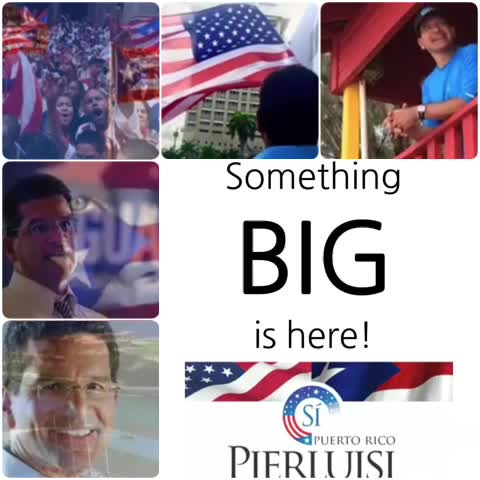 Para levantar a Puerto Rico ???????? YO me quedo con Pierluisi #YoDigoQueSi ????????????????  #vidstitch - Vine by BldyMry - Para levantar a Puerto Rico 🎶🎉 YO me quedo con Pierluisi #YoDigoQueSi 🎶🎉👍🏼  #vidstitch
