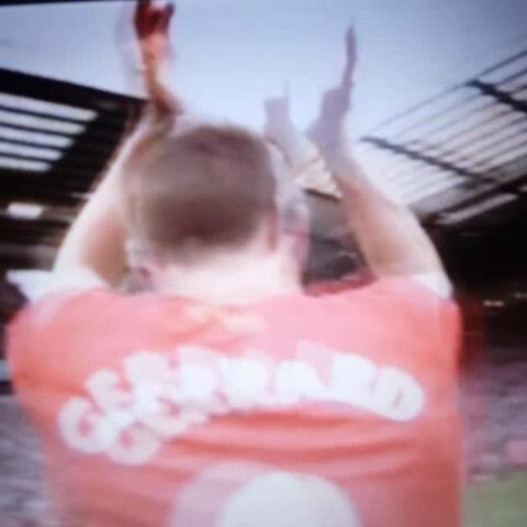 Choi1992s post on Vine - Reckon Gerrard wants the league? - Choi1992s post on Vine