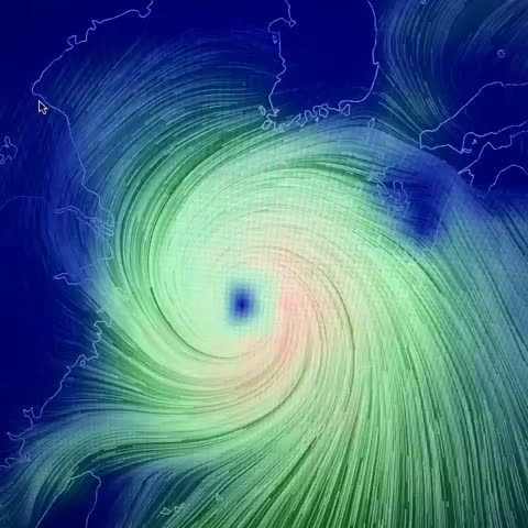 Typhoon 8 #Neoguri is a monster! #Japan