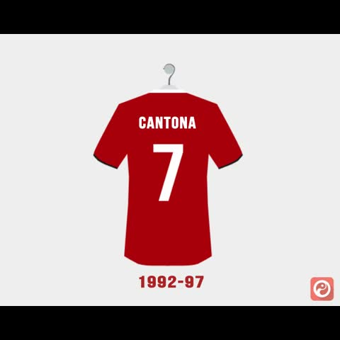 Squawkas post on Vine - Man Utd players to have worn the number 7 shirt since 1992. #DiMaria #MUFC #ManUtd #2014 #Argentina #7 - Squawkas post on Vine