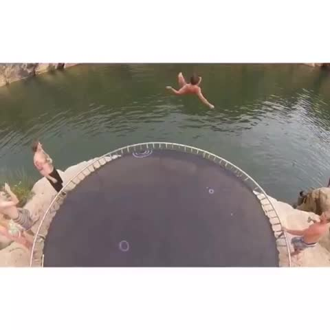 Vine by GoPro Clips - Trampoline Fun with @graham_merwin #gopro  #goprohero4 #awesome #epic #extreme #edit #loop #loops #sports #RedBull #Fun #cool #goprooftheday