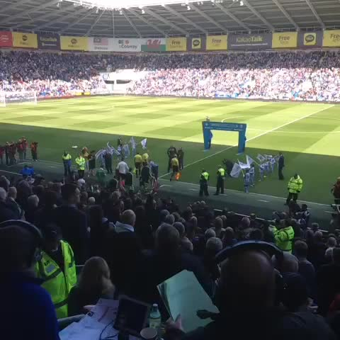 VINE: Here we go! #CARSTK - Cardiff City FCs post on Vine
